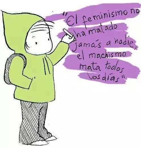 feminismo no mata