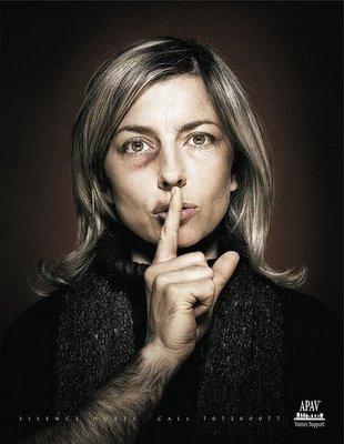 maltrato silencio