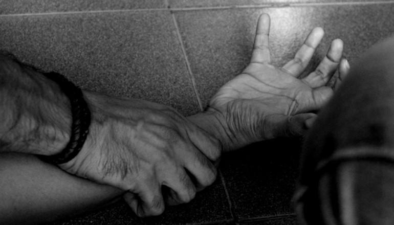 mano hombre